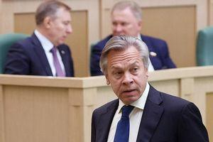 Thượng nghị sĩ Nga mỉa mai việc Ukraine lôi kéo Mỹ và NATO 'đòi lại' Crimea