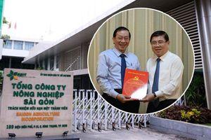 Tổng công ty nông nghiệp Sài Gòn và Tân Thuận IPC có lãnh đạo mới