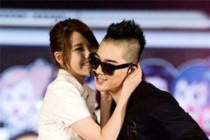 Khi IU trong vai 'fan cuồng': Vứt bỏ hình tượng, sung sướng phát điên vì được hôn Taeyang