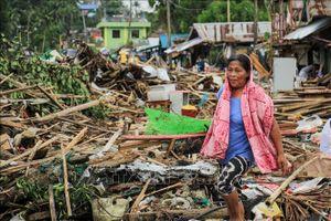 Gia tăng số nạn nhân của bão Kammuri ở Philippines