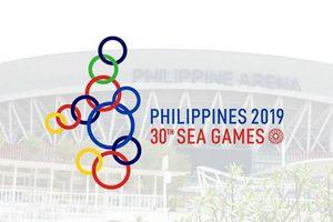 SEA Games 30: Đội bơi tiếp sức 4x200 mét tự do nam đoạt HCB
