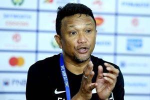 HLV Singapore thừa nhận thua U22 Việt Nam vì điều này