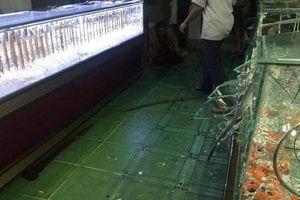 Vợ chồng chủ tiệm vàng ở Bình Định bị đánh trọng thương