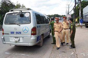Báo động mất an toàn xe đưa đón học sinh ở Đồng Nai