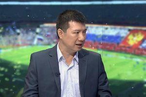 Clip: BLV Quang Huy dành lời 'có cánh' cho Hà Đức Chinh