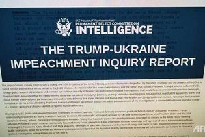 Những tiết lộ đáng chú ý trong 300 trang luận tội D.Trump