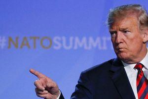 Tổng thống Trump biến thượng đỉnh NATO thành 'show' diễn cá nhân