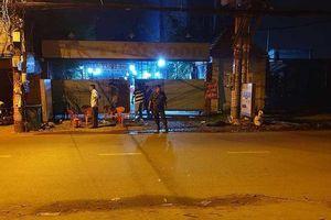 2 thanh niên chém chết người ở TP.HCM về Cà Mau đầu thú