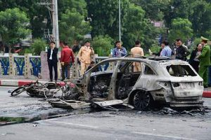 Khởi tố vụ án lái xe Mercedes gây tai nạn liên hoàn khiến 1 người tử vong