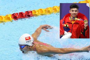 Ánh Viên lấy lại phong độ, Huy Hoàng phá kỷ lục SEA Games