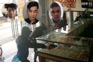Nhóm cướp tiệm vàng tại Hóc Môn định gây án thêm ở nơi khác