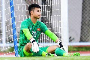 Văn Toản mắc sai lầm khiến U22 Việt Nam thủng lưới trước Thái Lan