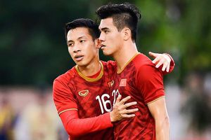 Highlights bóng đá nam SEA Games 2019: Việt Nam 2-2 Thái Lan