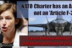 Nga biến NATO thành 'rọ khoai tây'