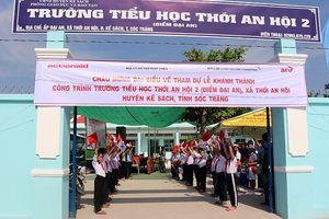 Cải tạo trường tiểu học cho huyện nghèo ở Sóc Trăng