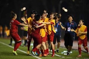 Đội tuyển nữ Việt Nam gặp lại đội tuyển nữ Thái Lan ở trận chung kết