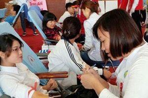 Cần 80.000 đơn vị máu dịp Tết Canh Tý 2020