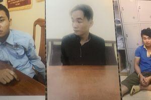 Khởi tố 3 đối tượng dùng súng cướp tiệm vàng ở huyện Hóc Môn