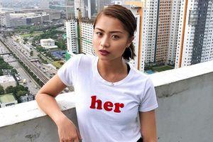 'Mướt mắt' với nhan sắc hot girl Taekwondo nước chủ nhà SEA Game 30