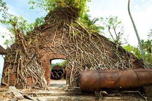 Đột nhập đảo hoang từng là nhà tù khét tiếng ở Ấn Độ