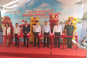 Kết nối Cần Thơ – Côn Đảo bằng tàu cao tốc hai thân lớn nhất Việt Nam