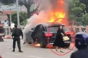 Khởi tố vụ án tai nạn liên hoàn khiến 1 người chết, xe ô tô bốc cháy