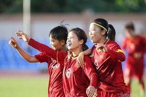 Tuyển nữ Việt Nam vs Philippines: Lấy vé chung kết SEA Games 30