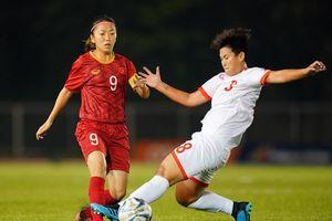 Đánh bại Philippines, tuyển nữ Việt Nam vào chung kết SEA Games 30 gặp Thái Lan