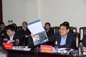 Bí thư Tỉnh ủy chỉ đạo xử lý việc xâm phạm Di tích quốc gia đền Hữu ở Thanh Chương