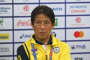 HLV Nishino: 'Kết quả này là xứng đáng cho cả hai'