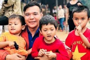 Tấm lòng thiện nguyện của chàng trai xứ Quảng