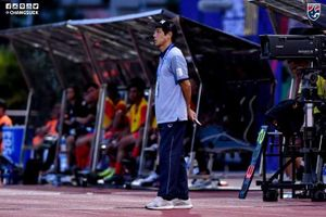 Việt Nam - Thái Lan: Khi thầy trò HLV Akira Nishino đứng bên bờ vực thẳm