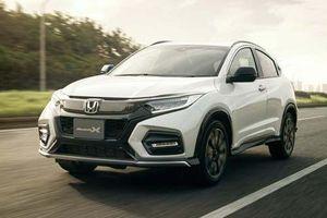 Honda HR-V Modulo X vừa ra mắt có gì đặc biệt?
