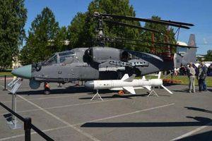 Nga biến Ka-52 thành 'sát thủ' diệt hạm