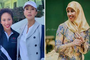 Công chúa Brunei gây sốt ở Sea Games 30 vì 'đã giàu còn giỏi, đẹp'
