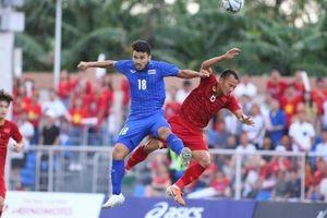 Bảng xếp hạng bóng đá SEA Games 30: Việt Nam 'đá bay' Thái Lan