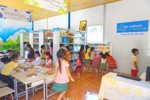 Nâng cao chất lượng thư viện trường học