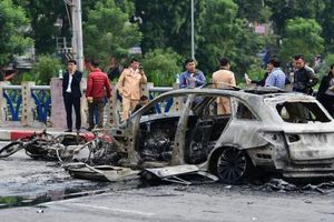 Khởi tố vụ án xe Mercesdes gây tai nạn liên hoàn làm một cô gái tử vong