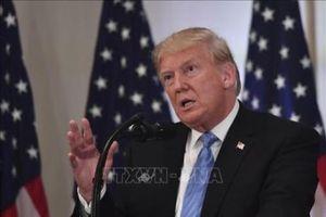 Tổng thống D.Trump: Phiên điều trần luận tội là 'trò hề'