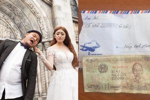 'Dở khóc dở cười' trước những phong bì mừng đám cưới có '1-0-2': Người đi 2 triệu với xấp tiền lẻ, kẻ bỏ 2 nghìn vì chê cỗ không ngon