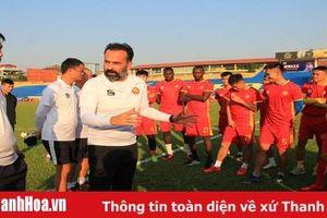 CLB Thanh Hóa hội quân sẵn sàng cho mùa giải mới 2020