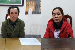 Đôi nam nữ chuyên trộm cắp trâu, bò về giết thịt ở Quảng Bình
