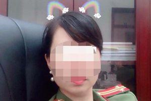 Nữ trung tá quỵt tiền xe bị rối loạn phân liệt cảm xúc: Có bệnh tâm thần sao được làm công an?