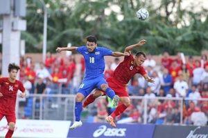 Việt Nam giành vé vào bán kết, Thái Lan ngậm ngùi bị loại lần thứ 3 trong 10 năm ở SEA Games