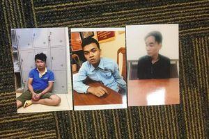 Truy bắt 3 kẻ nổ súng, cướp tiệm vàng ở TPHCM