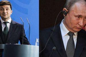 Tổng thống Nga, Ukraine lần đầu 'mặt đối mặt': quan trọng nhưng không thực chất?