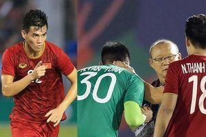 Việt Nam-Thái Lan (2-2): Trò ú tim của thầy trò ông Park!