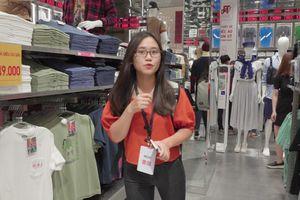Trải nghiệm mua sắm ở cửa hàng Uniqlo tại TP.HCM