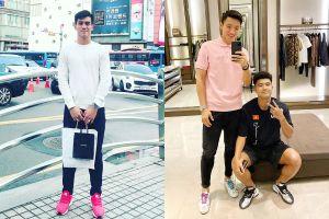 Tiến Linh và dàn cầu thủ Việt được khen có gu thời trang nam tính
