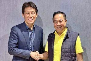 Sau thất bại SEA Games, HLV Nishino vẫn sắp được gia hạn hợp đồng